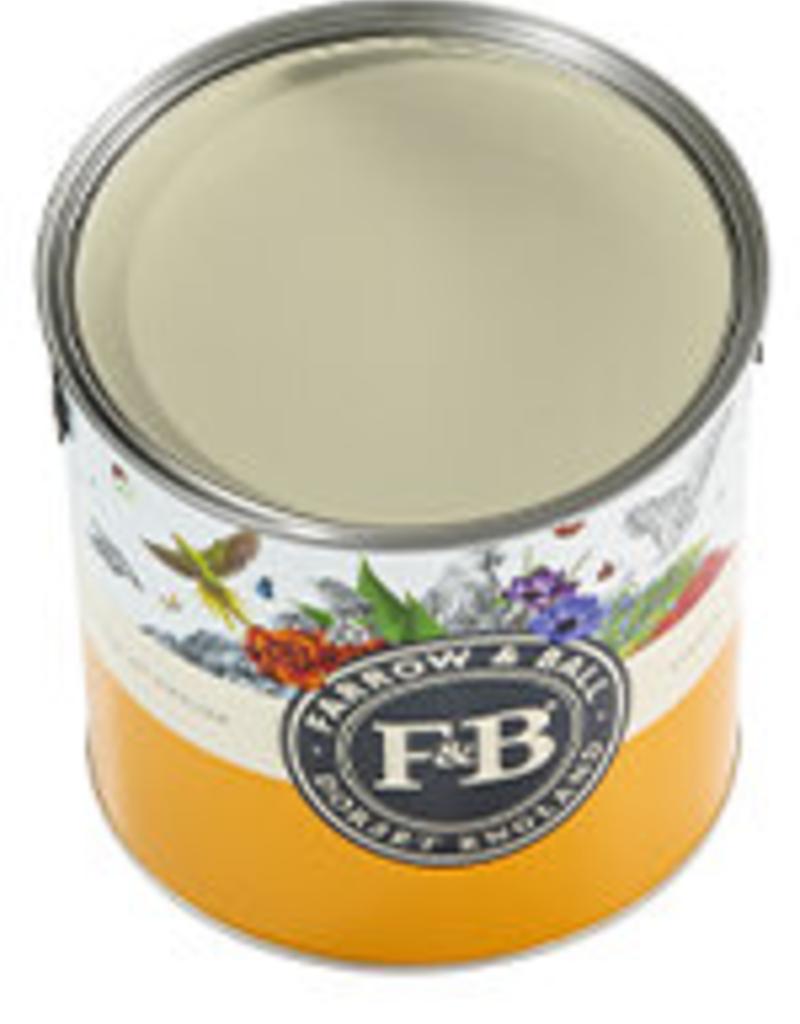 Farrow and Ball US Gallon Modern Eggshell NHM Ash Grey No.W9