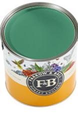 Farrow and Ball US Gallon Full Gloss NHM Verdigris Green No.W50
