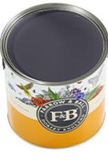 Farrow and Ball US Gallon Full Gloss NHM Scotch Blue No.W24