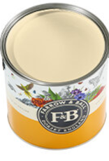 Farrow and Ball US Gallon Full Gloss NHM Orange coloured White No.W5