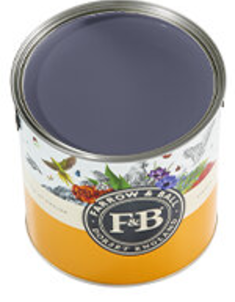 Farrow and Ball US Gallon Full Gloss NHM Imperial Purple No.W40