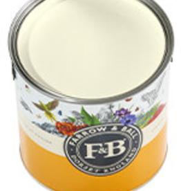 Farrow and Ball US Gallon Estate Emulsion NHM Snow White No.W1
