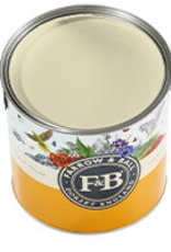 Farrow and Ball US Gallon Estate Emulsion NHM Skimmed milk White No.W7