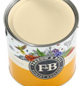 Farrow and Ball US Gallon Estate Emulsion NHM Orange coloured White No.W5
