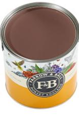 Farrow and Ball US Gallon Estate Emulsion NHM Deep Reddish Brown No.W101