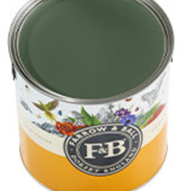 Farrow and Ball US Gallon Estate Emulsion NHM Duck Green No.W55