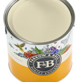 Farrow and Ball US Gallon Estate Eggshell NHM Skimmed milk White No.W7