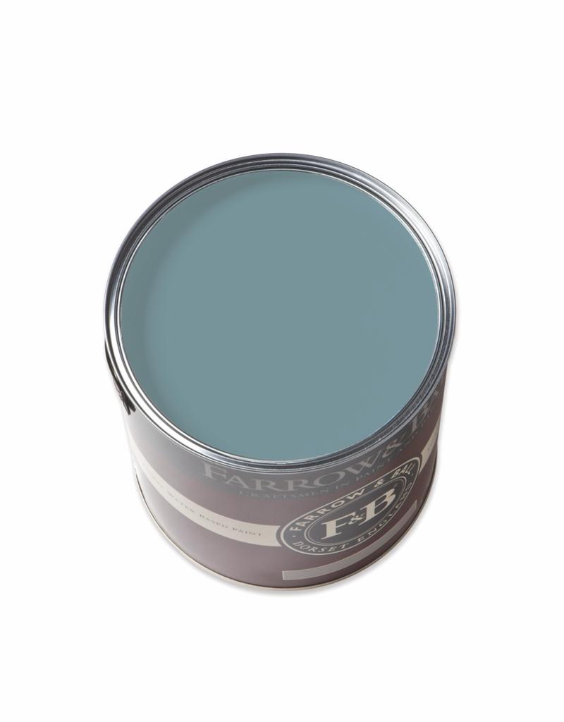 Farrow and Ball Gallon Modern Eggshell Stone Blue No86