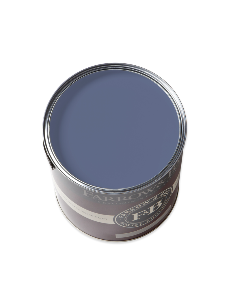 Farrow and Ball Gallon Modern Eggshell Pitch Blue No220