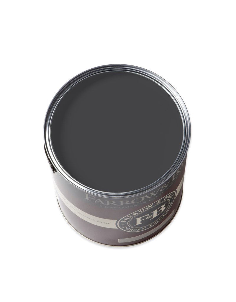 Farrow and Ball Gallon Modern Eggshell Off-Black No57