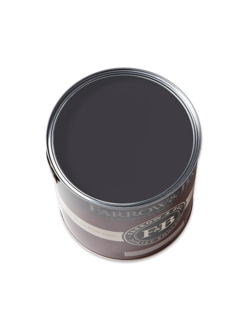 Farrow and Ball Gallon Modern Eggshell Paean Black No.294