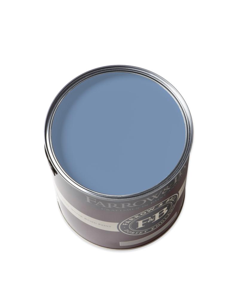 Farrow and Ball Gallon Modern Eggshell Cook's Blue No237