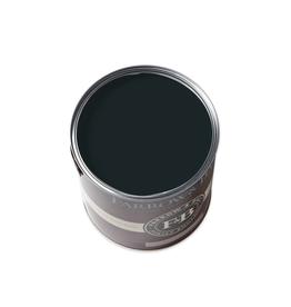 Farrow and Ball Gallon Modern Eggshell Black Blue No95