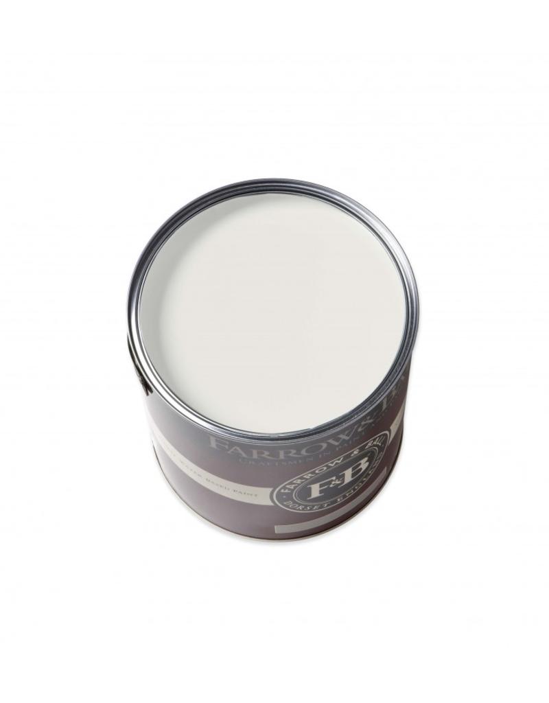 Farrow and Ball Gallon Modern Eggshell All White No2005