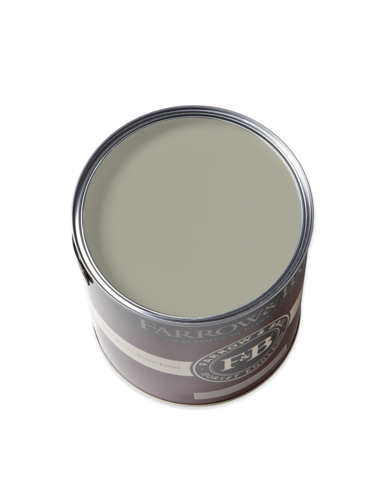 Farrow and Ball Gallon Full Gloss French Gray No. 18