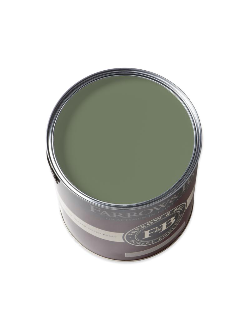 Farrow and Ball Gallon Full Gloss Calke Green No. 34