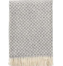 Klippan Klippan AnnaThrow Grey 100% brushed lamb's wool