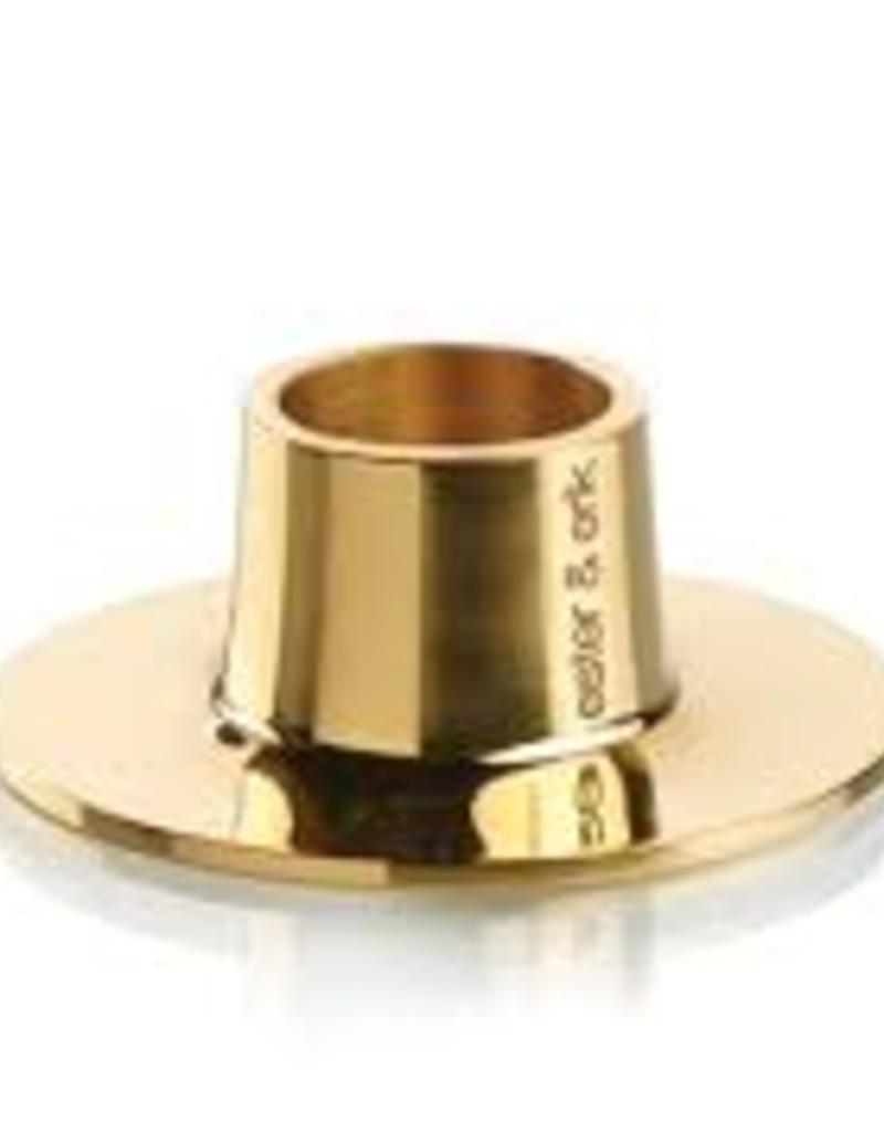 ester&erik Brass (Brushed) Candleholder