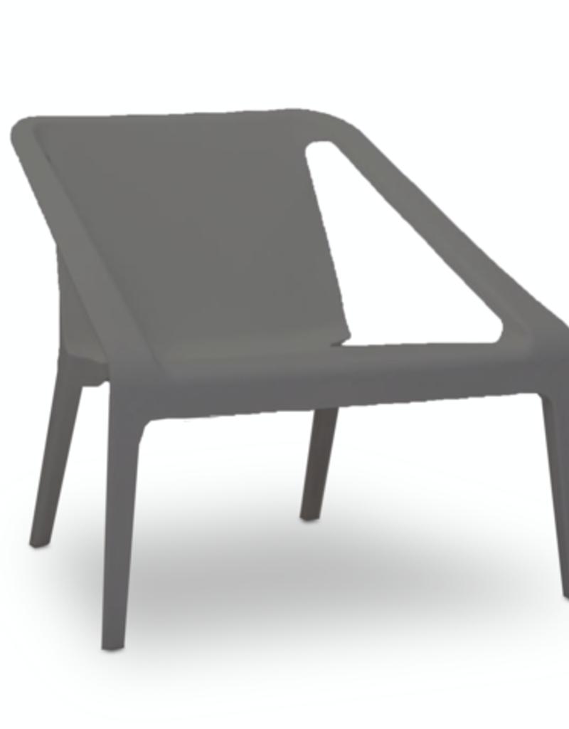 mobital Outdoor Yumi Chair- Grey