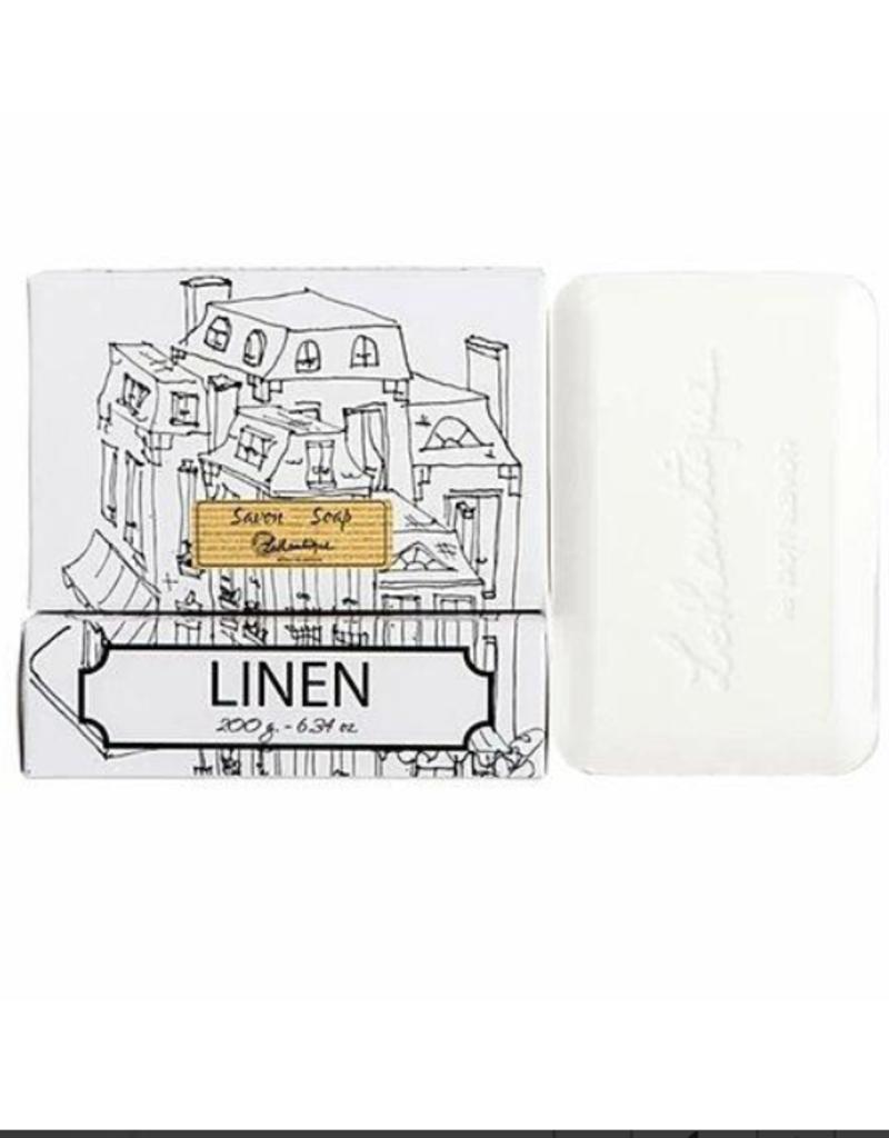 Lothantique Lothantique Linen Bar Soap