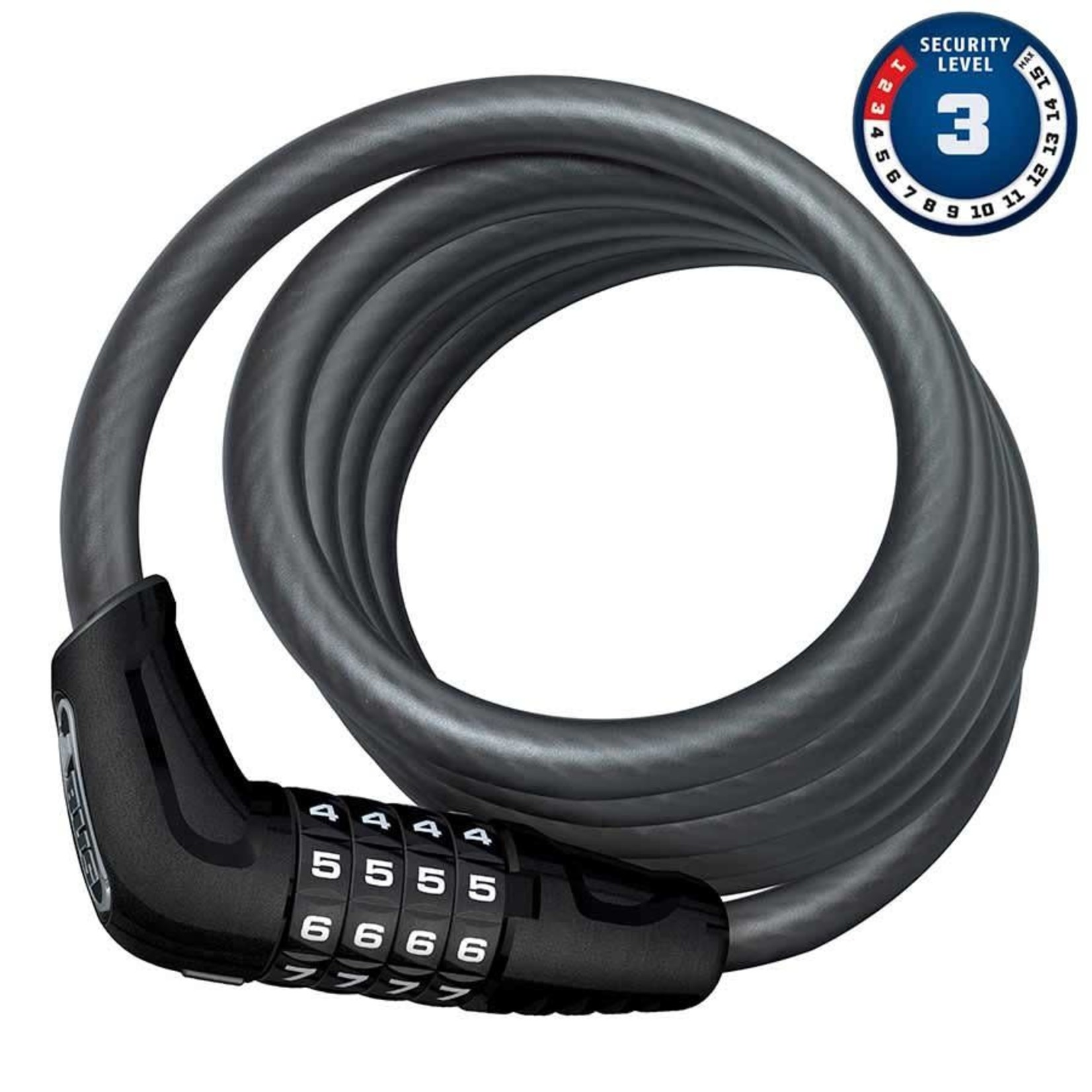 ABUS Abus Lock Numero 5510C