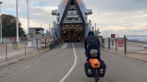 Ontario By Bike- Back Packing Blog