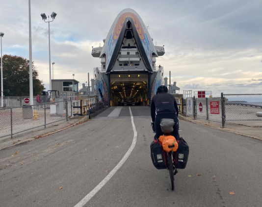 Ontario By Bike- Back Packing Blog