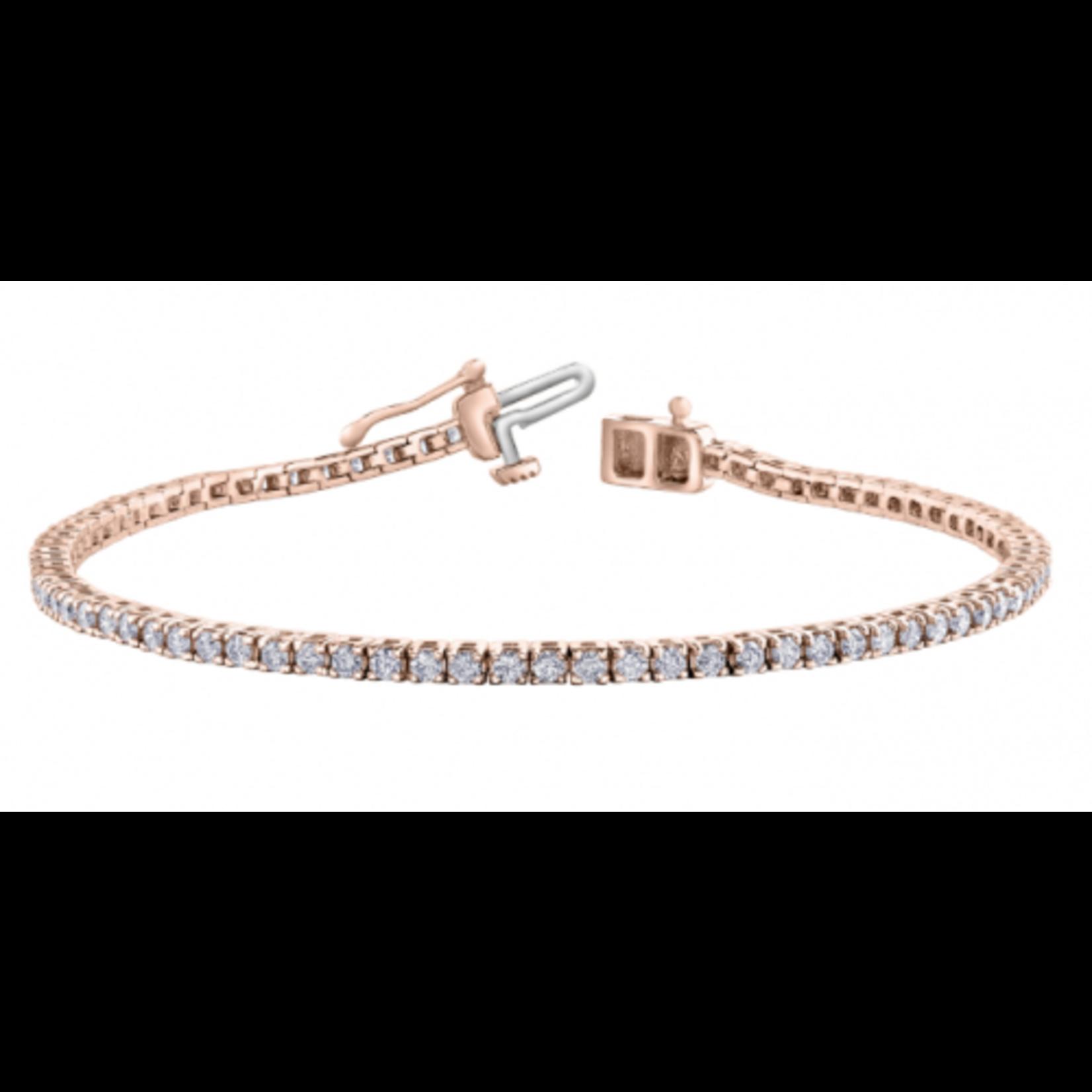 2 ct T.W. Diamond Bracelet