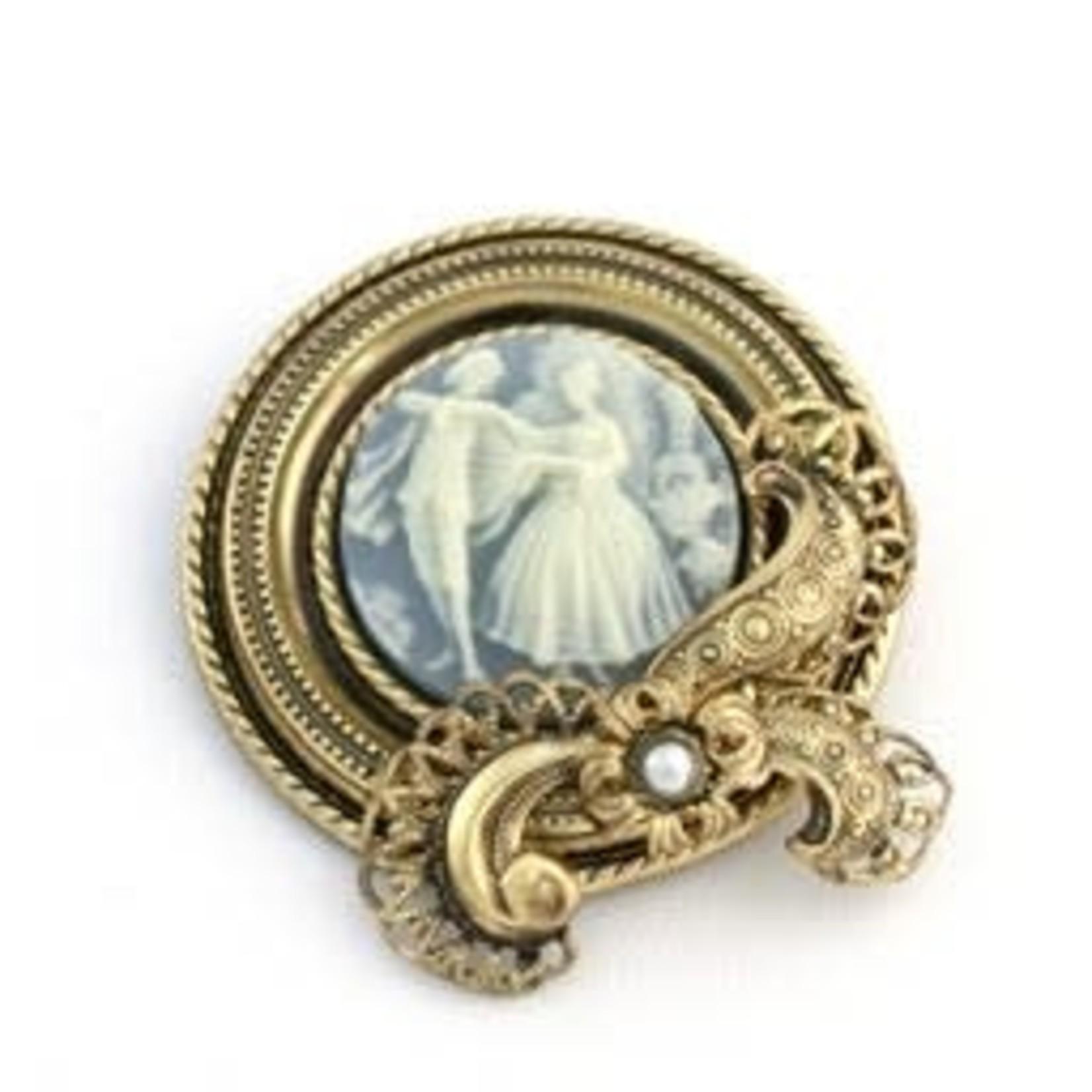 Antique G/P Blue/Pearl