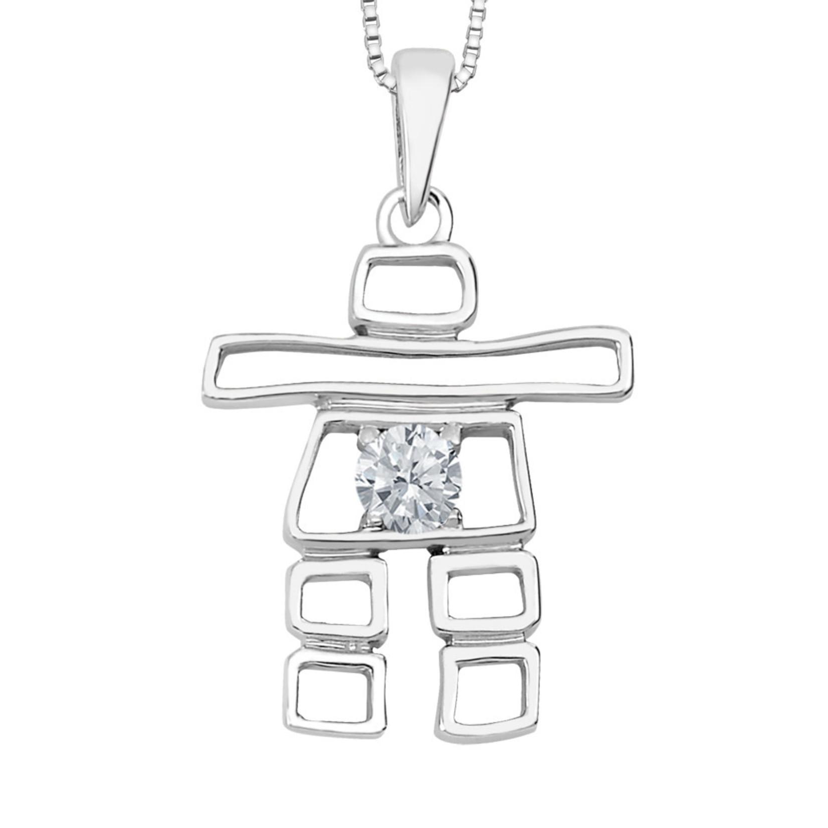 Canadian Diamond Pendant