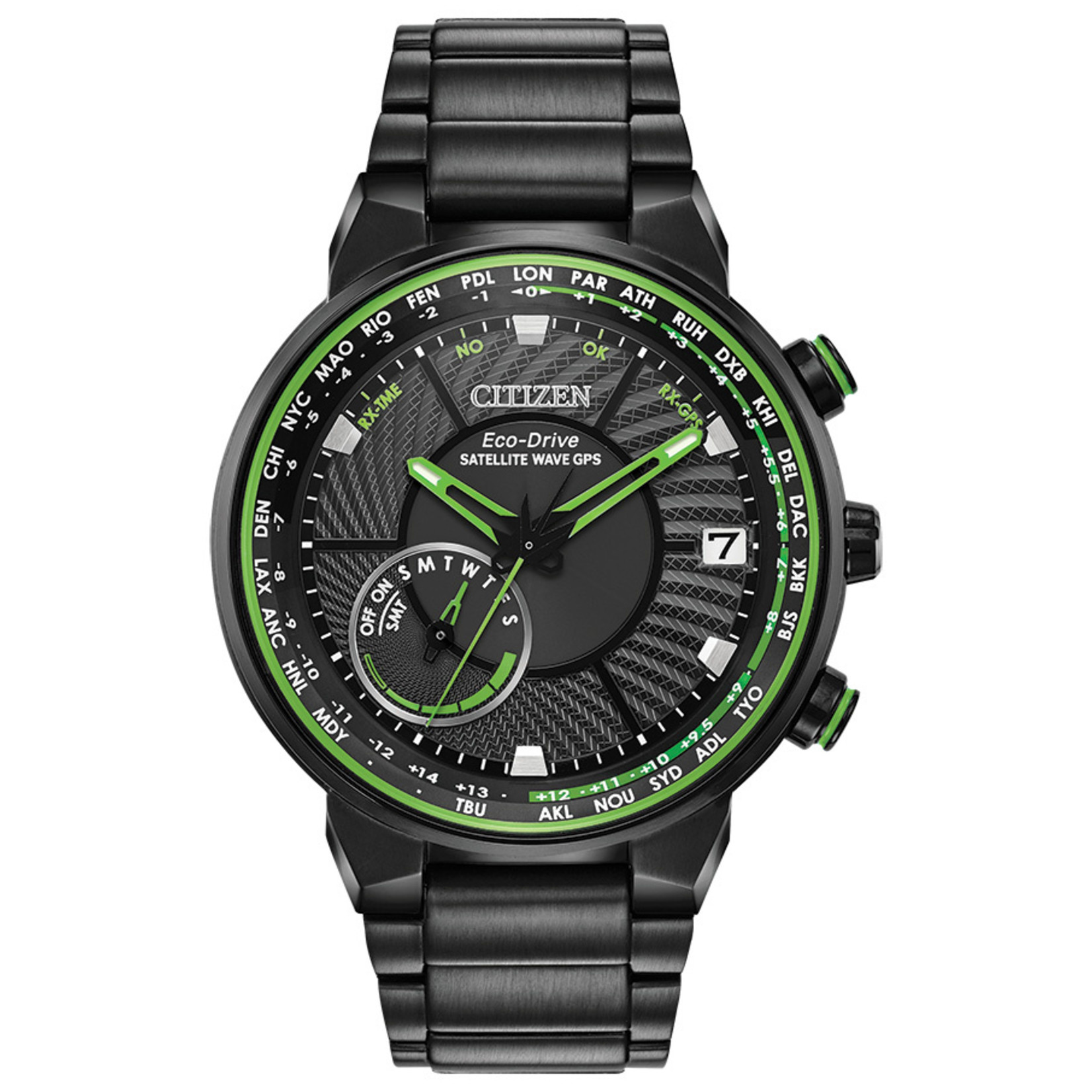 Citizen Citizen Satellite Wave GPS Freedom Watch