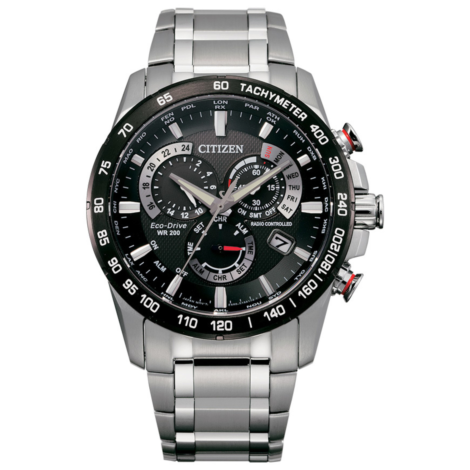 Citizen Citizen Perpetual Chrono A-T Watch
