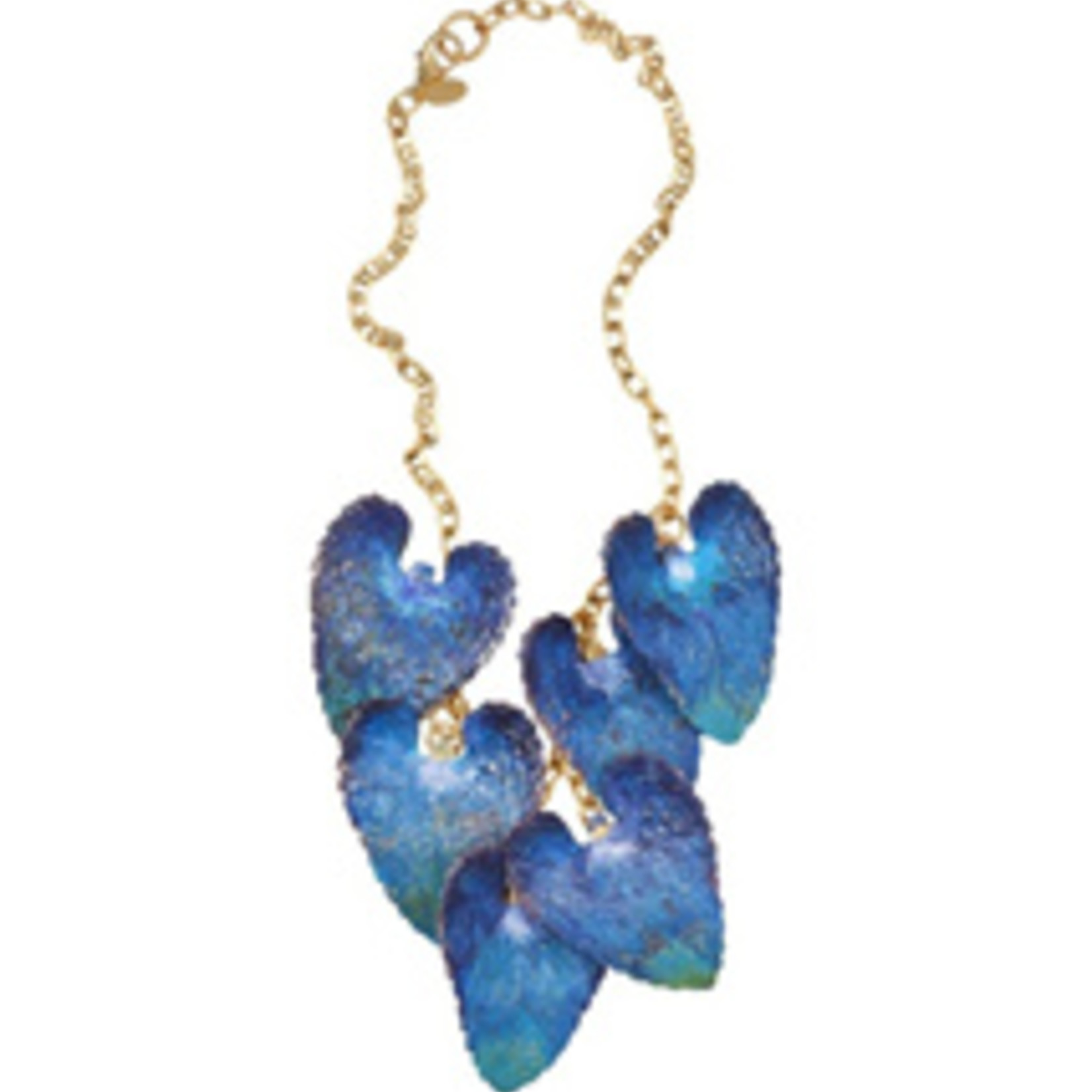We Dream in Colour Wild Violet Necklace