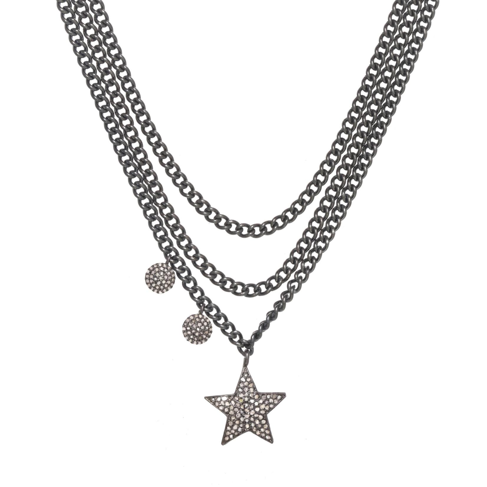 Rachel Reinhardt Star Necklace