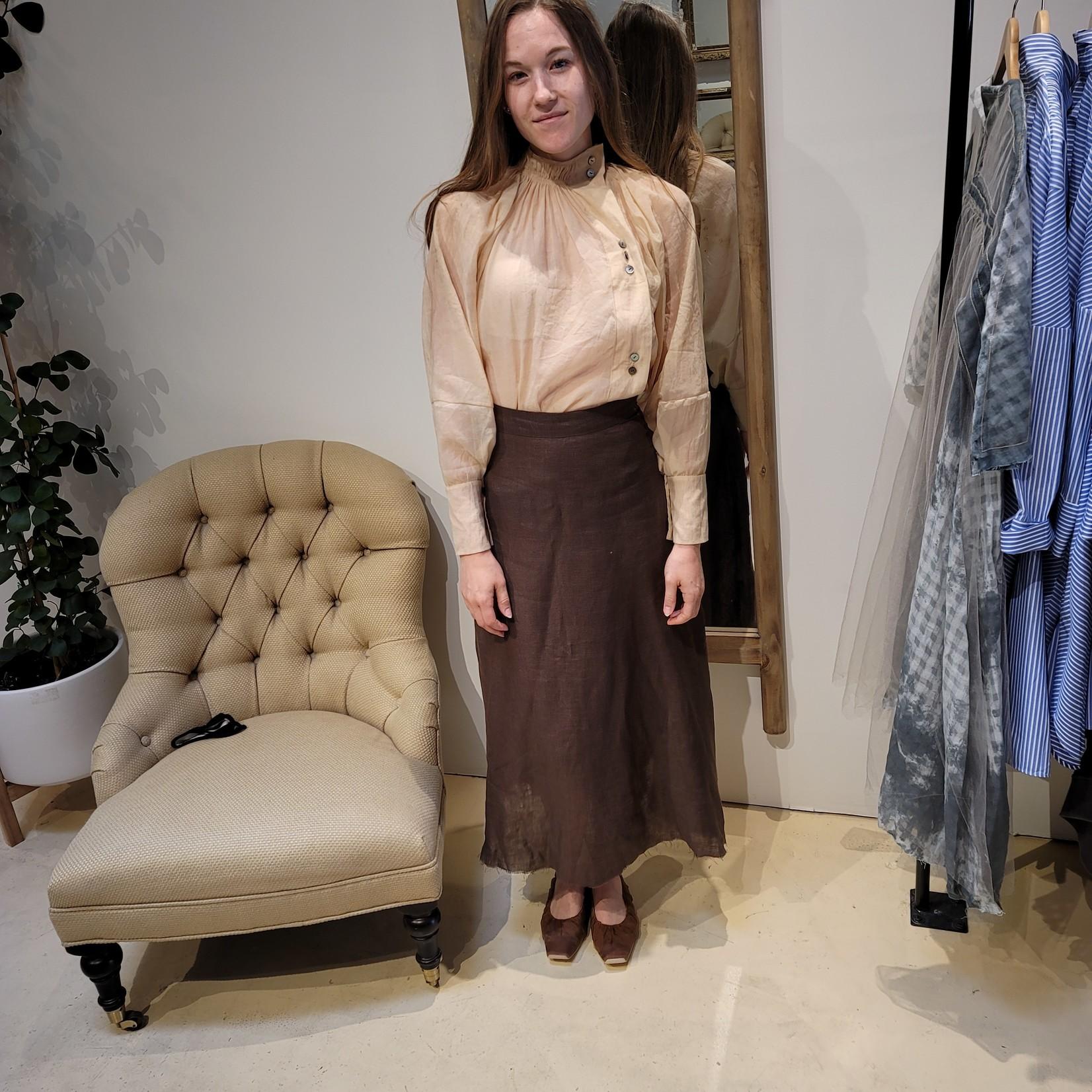 Peng Tai Peng Tai Linen Skirt