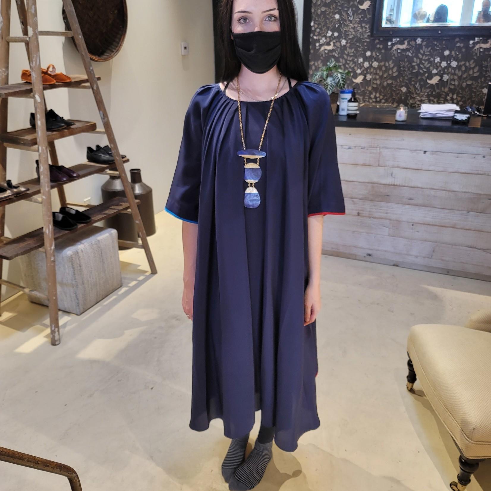 Teija Silk Dress