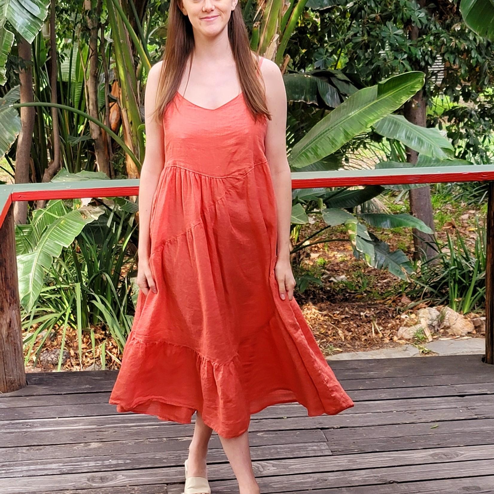 CP Shades CP Shades Linen Dress
