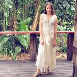 Peng Tai SS2021 Linen Dress