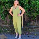 Rita Row Cotton Jumpsuit