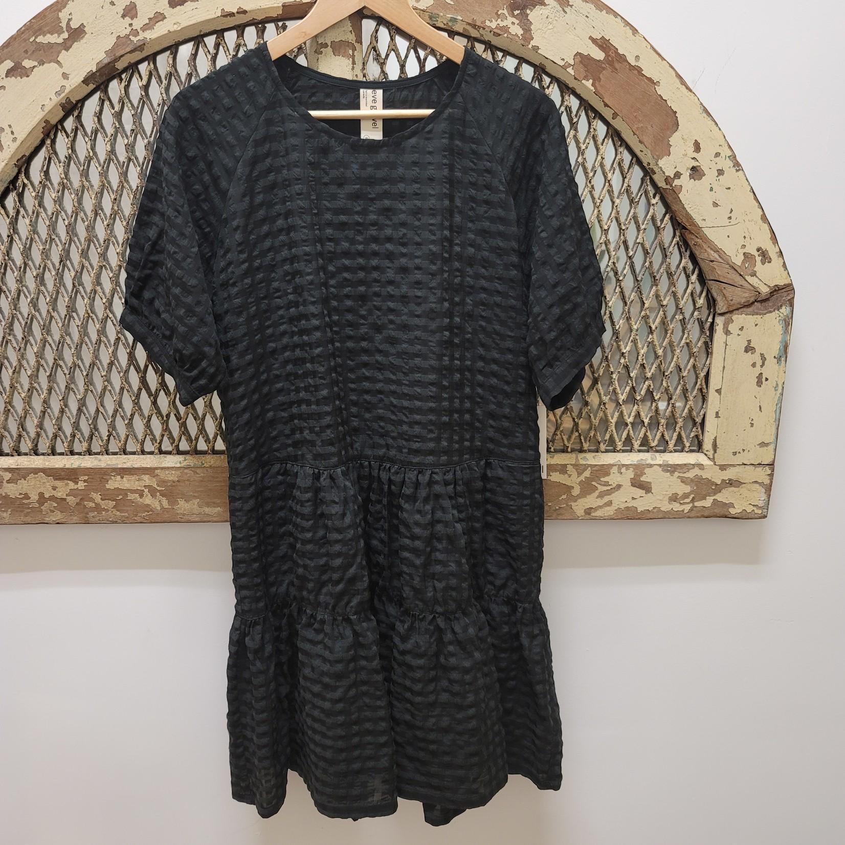 Eve Gravel Cotton Dress