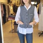 Hannoh Wessel Harris Tweed Vest
