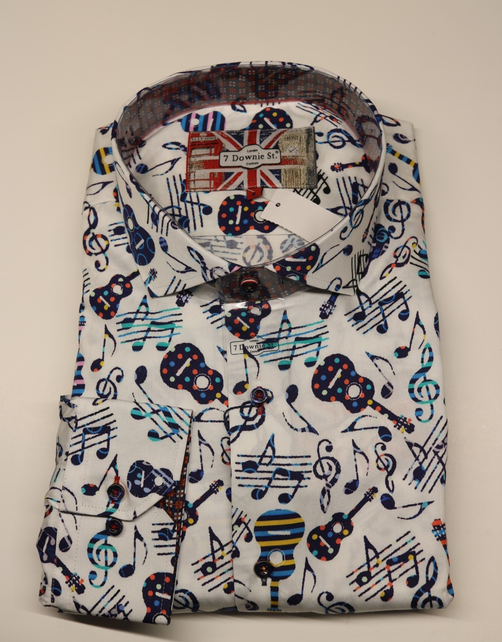EROS GUITAR          Sport Shirt LS                 8