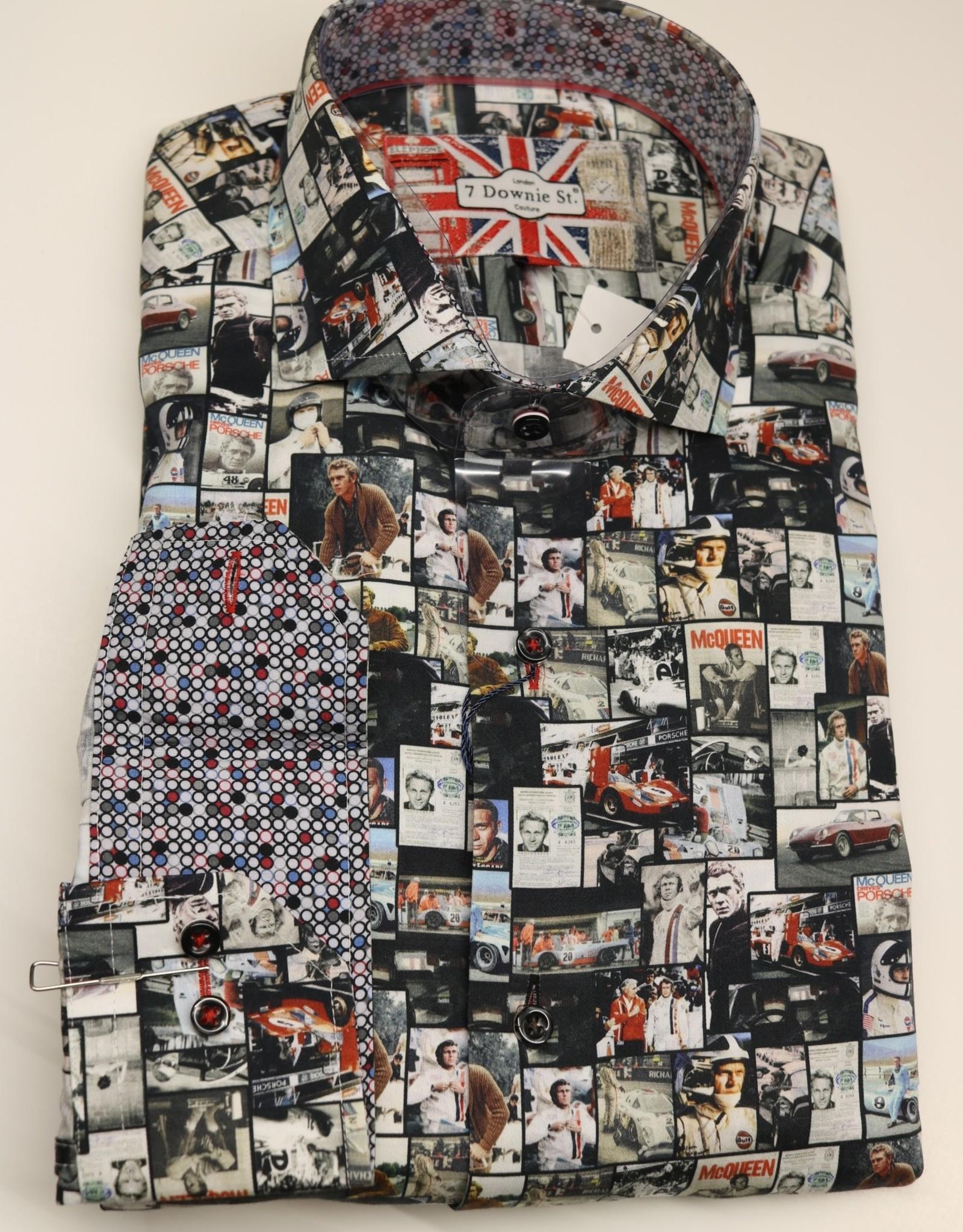 EROS YS1822 Sport Shirt LS     4