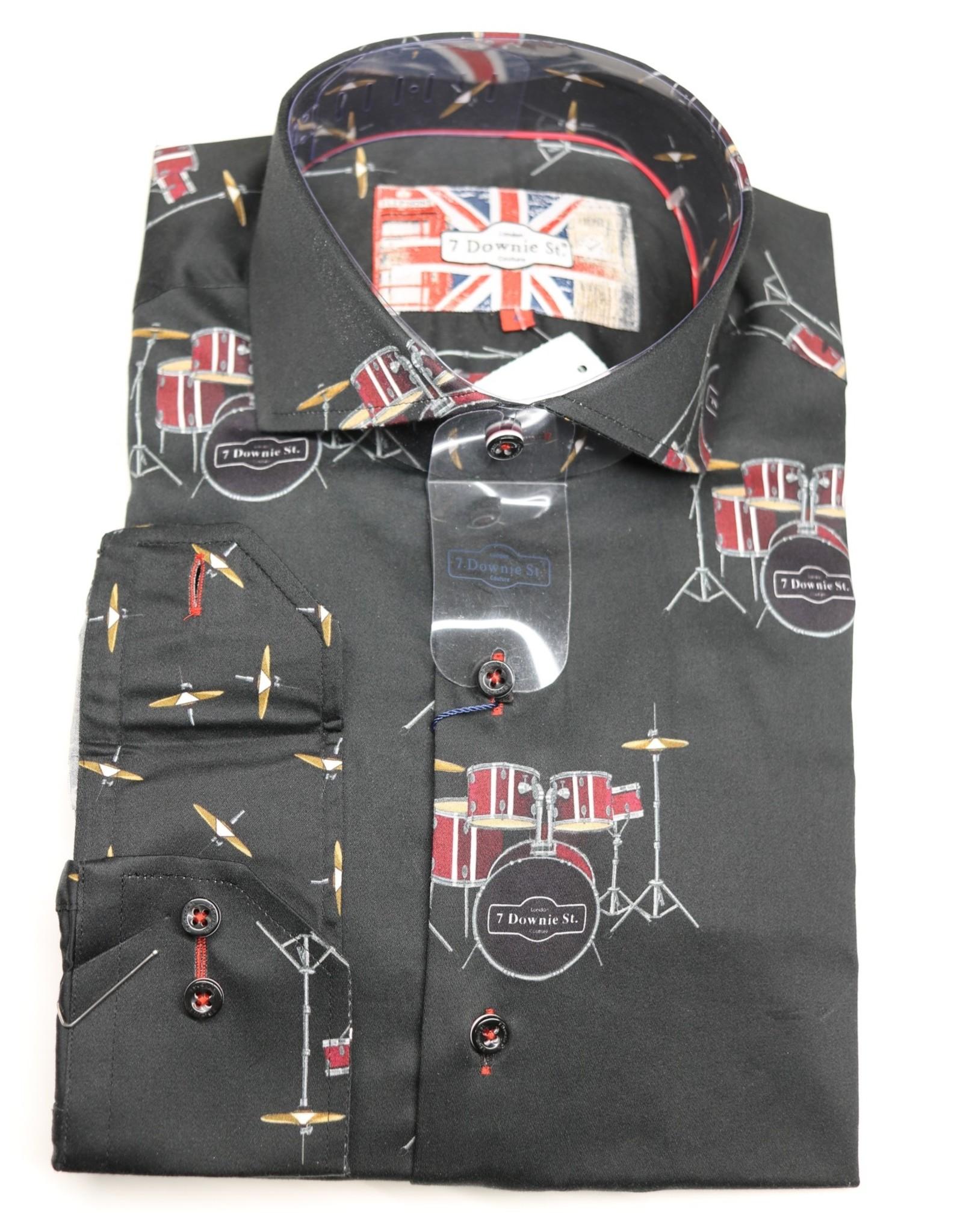 BUDDY RICH      Sport Shirt LS