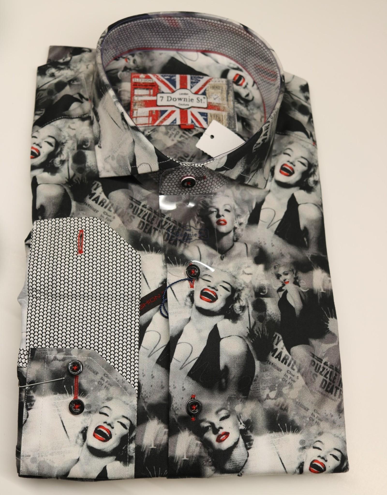 EROS MARILYN Sport Shirt LS