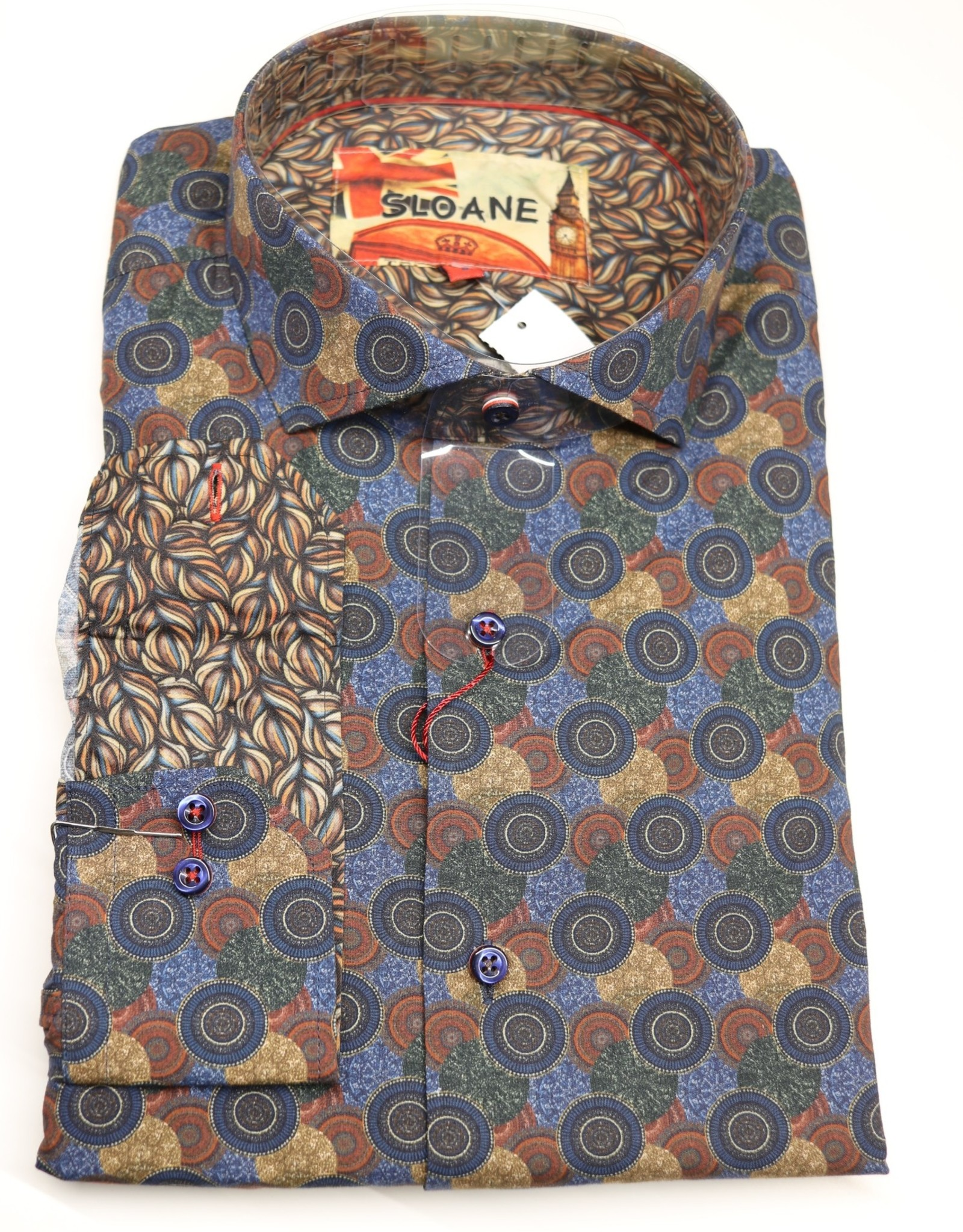 Y41             Sloan LS Sport Shirt