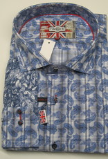 EROS 30074N Sport Shirt LS Size 9