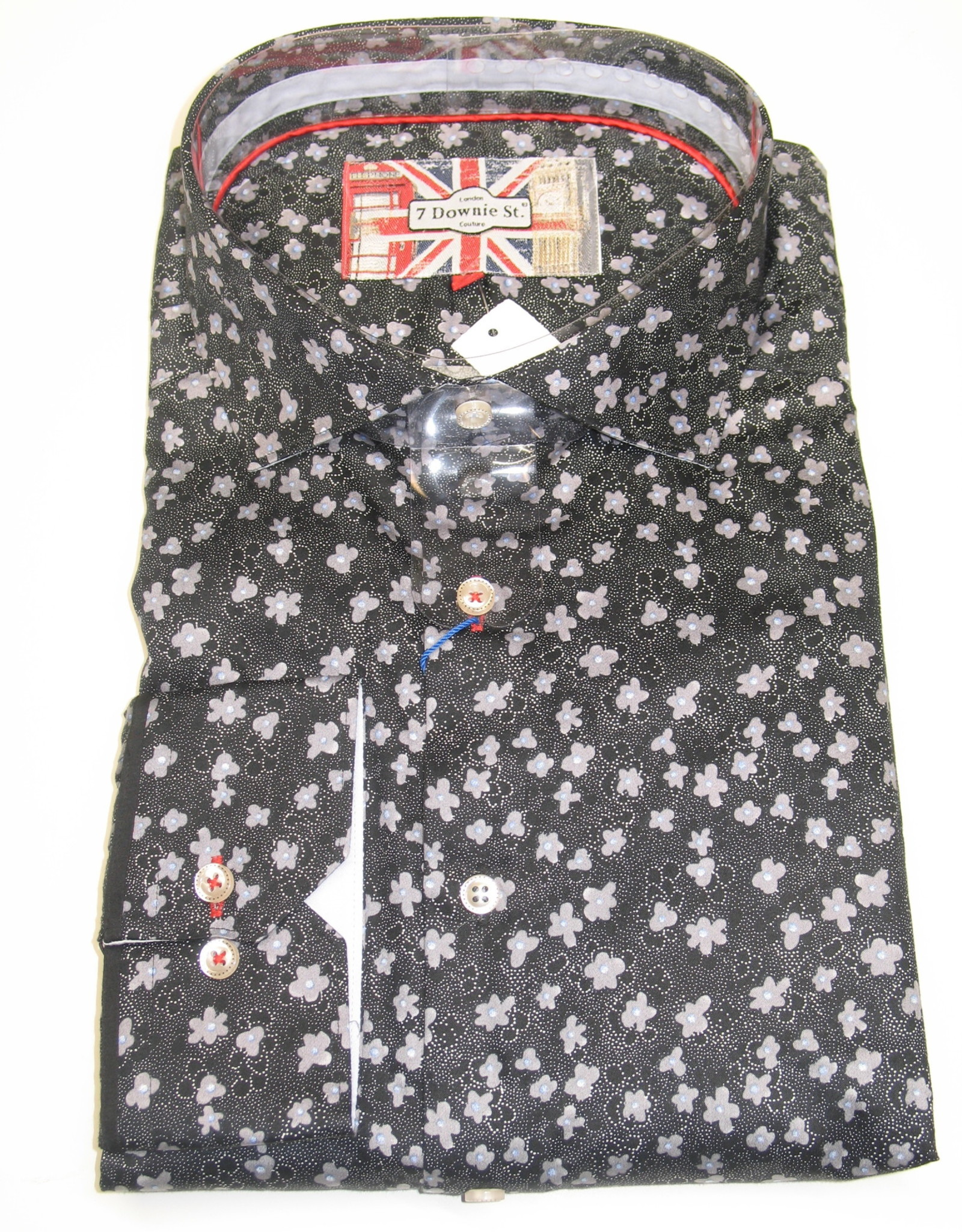 EROS FLORENCE Sport Shirt LS Size 9