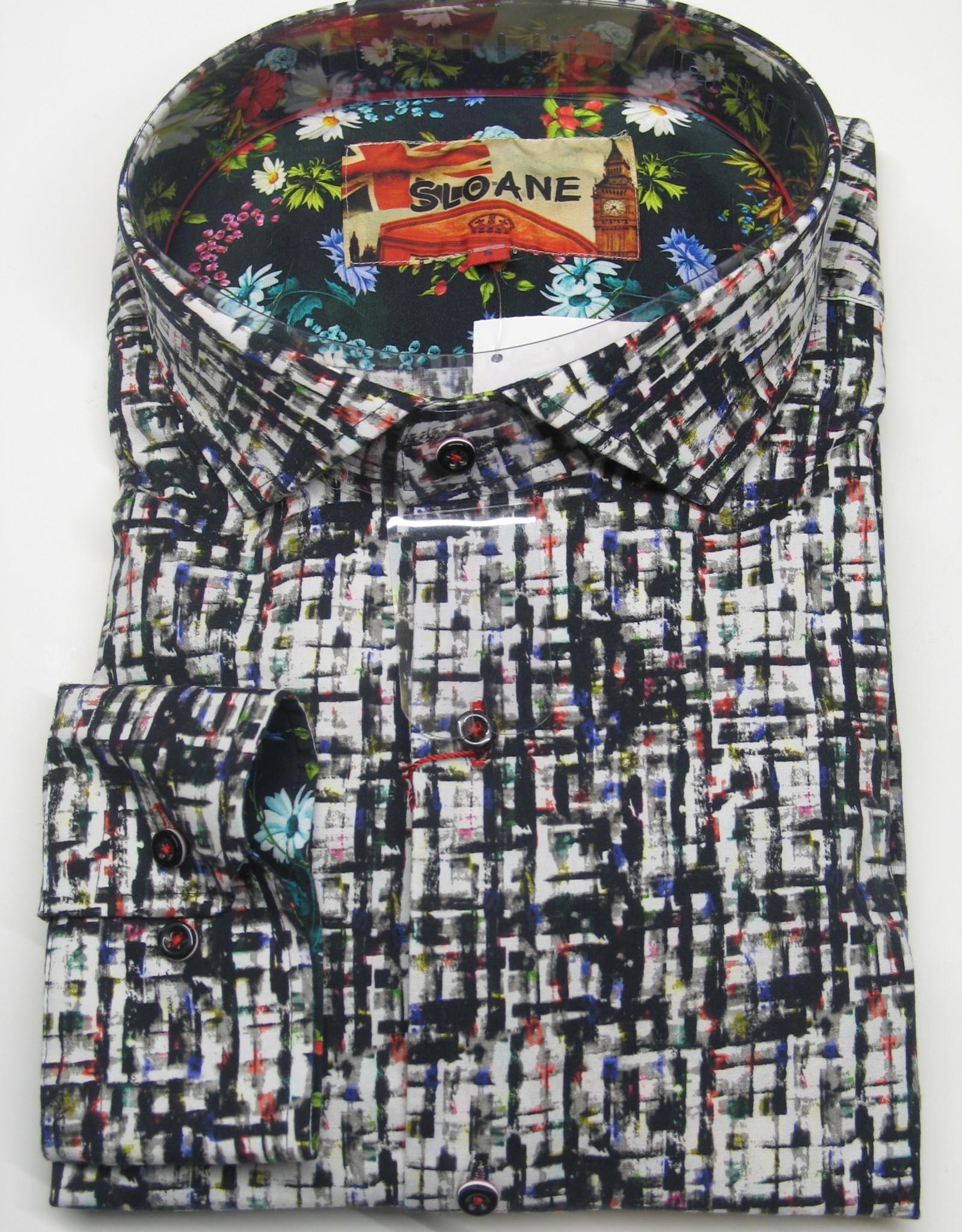 EROS Y1416 Sport Shirt LS Size 9