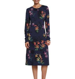 DESIG 21SWVK24 5001 Marine Koko Dress